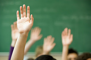Hand-opsteken
