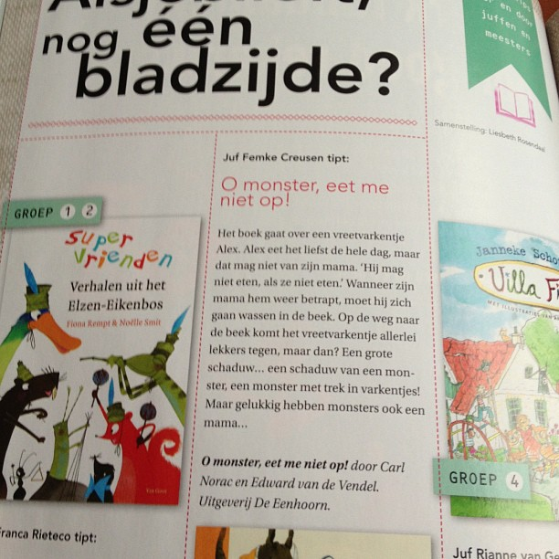 juf magazine