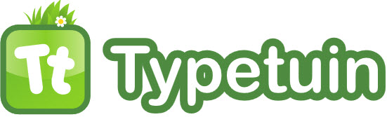 logo typetuin