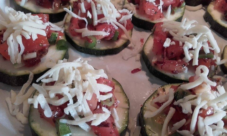 courgette bruschetta 1